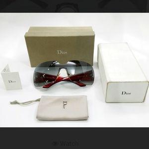 Christian Dior Lady Lady 3 Shield Sunglasses